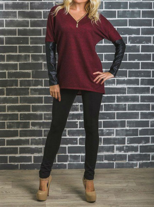 кофта модная, женская кофта на молнии, кофты 2018