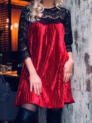 новогодние платья 2019