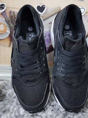 кроссовки женские хуарачи, кроосовки черные