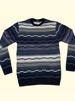 Классный мужской свитер больших размеров
