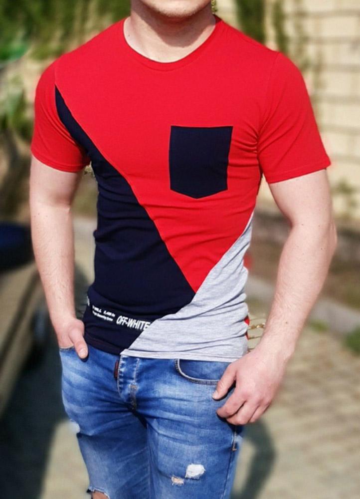 модные футболки мужские