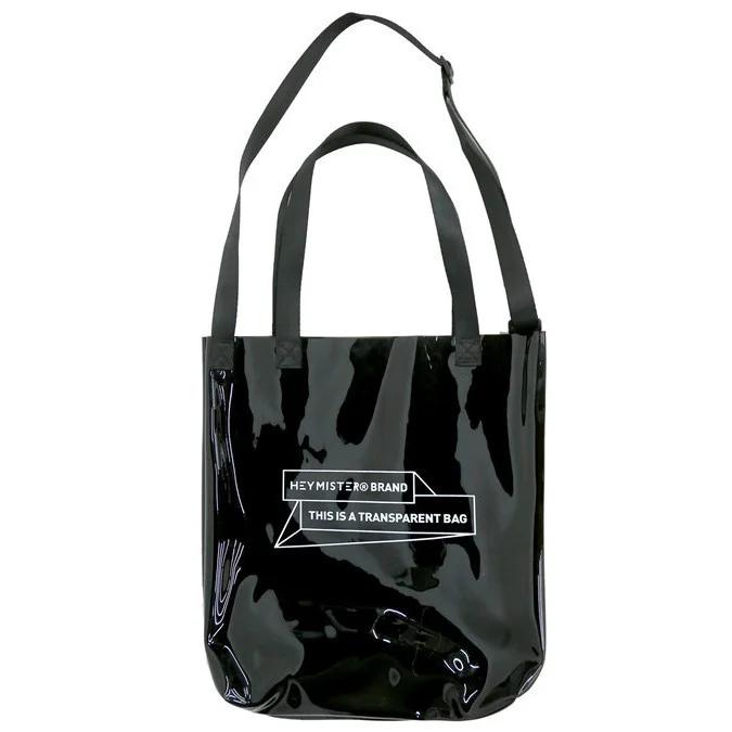 Модная классная женская прозрачная сумка