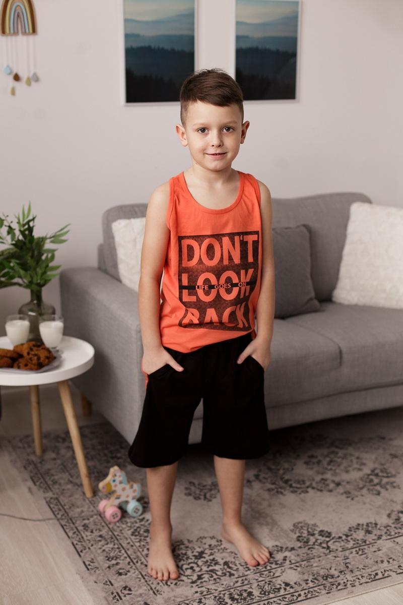 Классный комплект для мальчика с борцовкой и шортиками