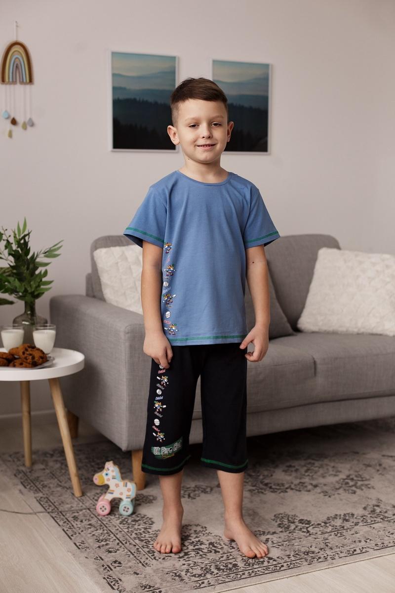 Шикарный комплект для мальчика подростка с шортиками