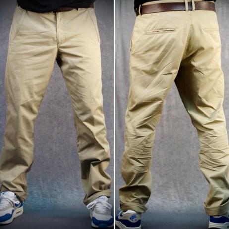 Модные мужские брюки чинос