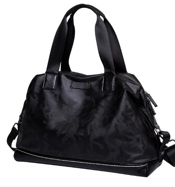 Крутая спортивная мужская сумка