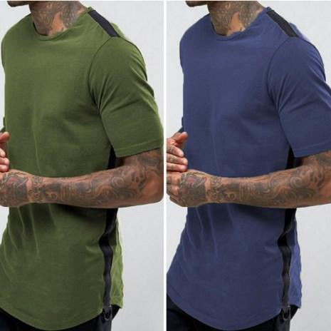 Стильная и удобная мужская футболка