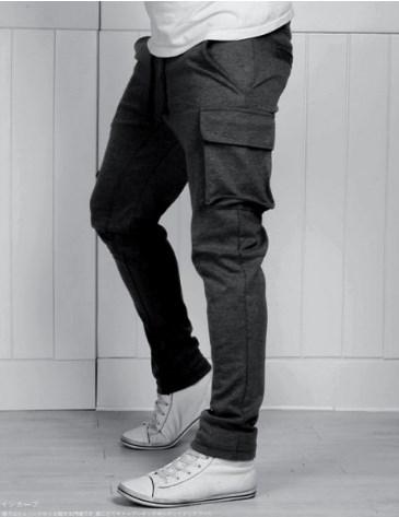 Классные мужские спортивные штаны с карманами