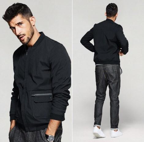 Стильная и удобная мужская куртка