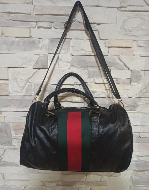 Большая спортивная женская сумка