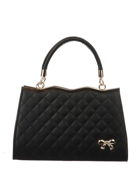 Стильная женская деловая сумочка из экокожи