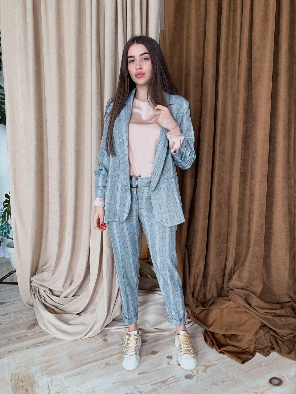 Шикарный женский пиджак на подкладке