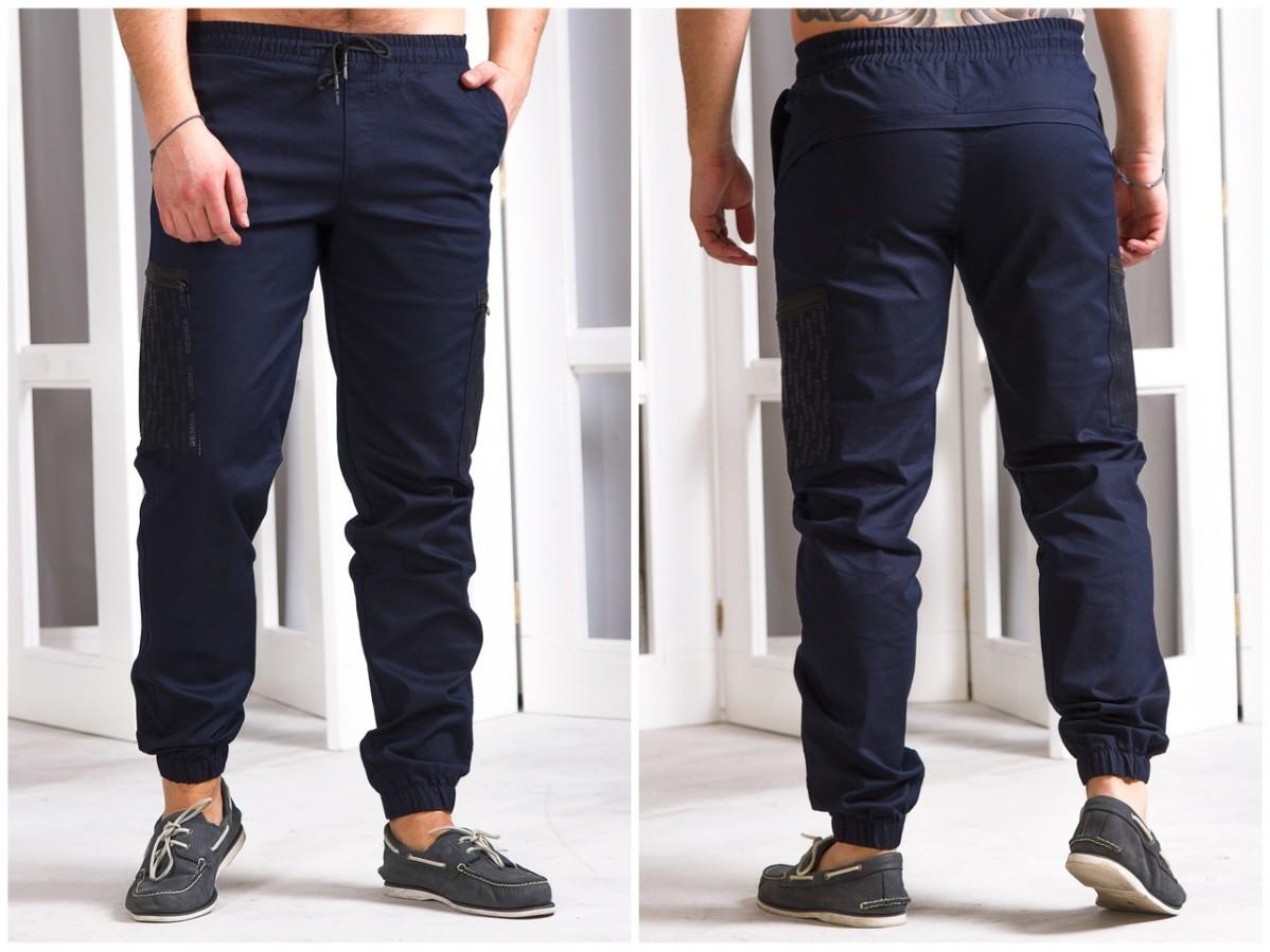 Модные мужские штаны джогеры в ассортименте