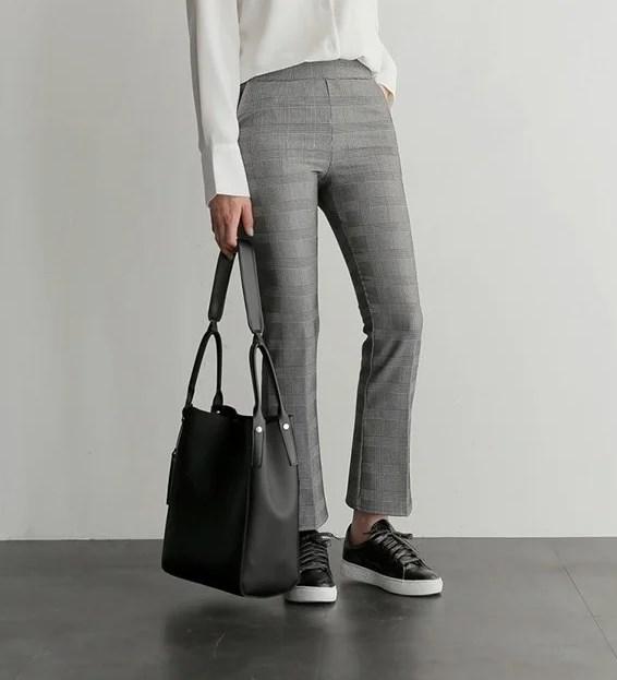 Большая женская сумка из экокожи