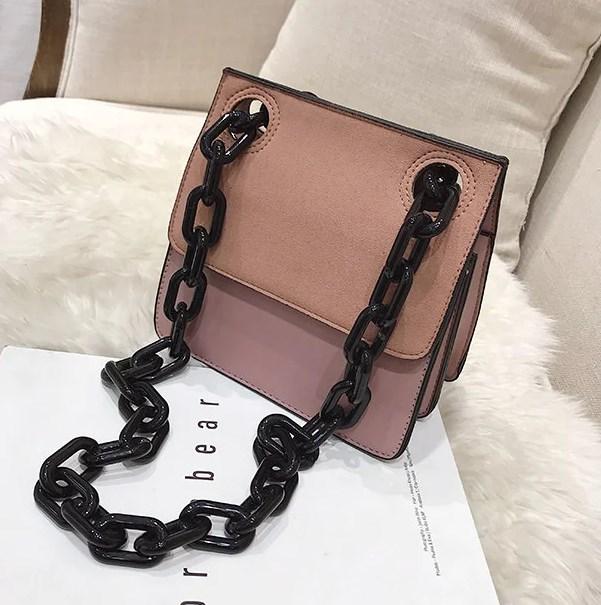 Стильная женская сумочка из экокожи