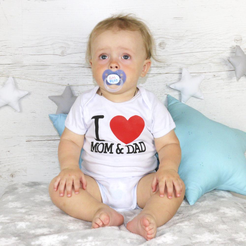 Стильное боди-футболочка для Ваших сладких малышей с надписью