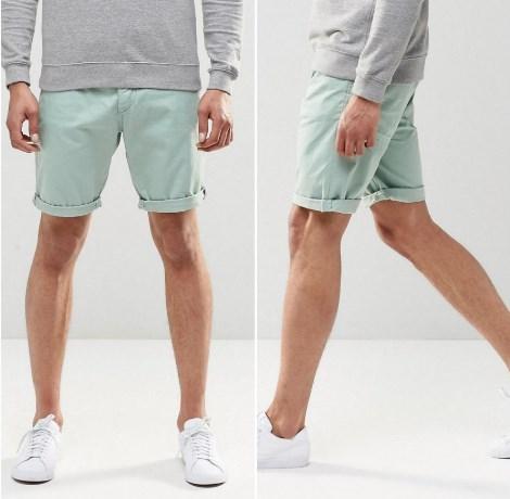 Крутые и стильные  мужские шорты