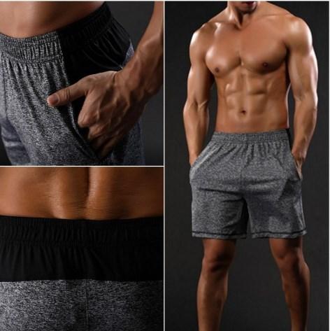 Классные мужские спортивные шорт