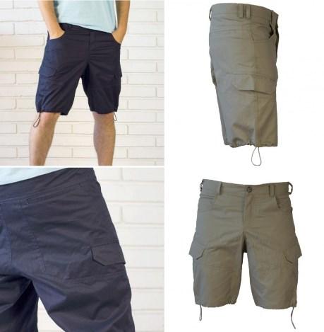 Удобные мужские шорты анотомического покроя