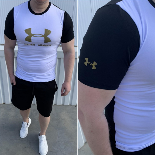 Модный мужской спортивный летний костюм