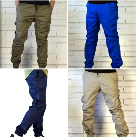 Крутые мужские спортивные штаны джогеры