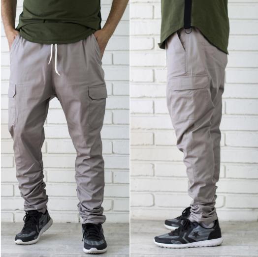 Крутые спортивные брюки джогеры