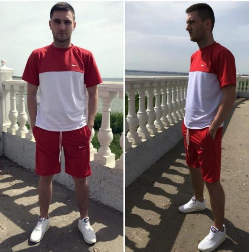 Шикарный мужской спортивный костюм