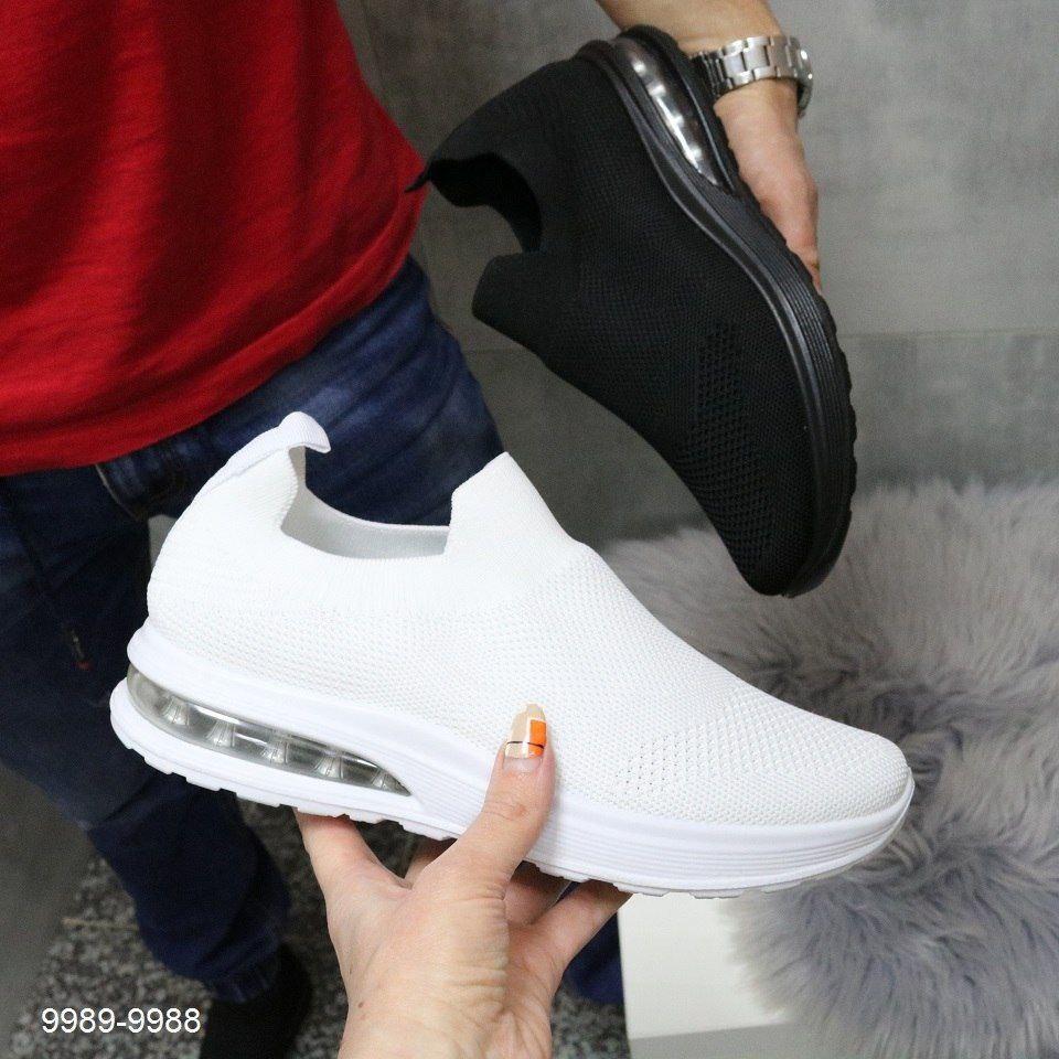 Мужские летние кроссовки слипоны на силиконовой платформе