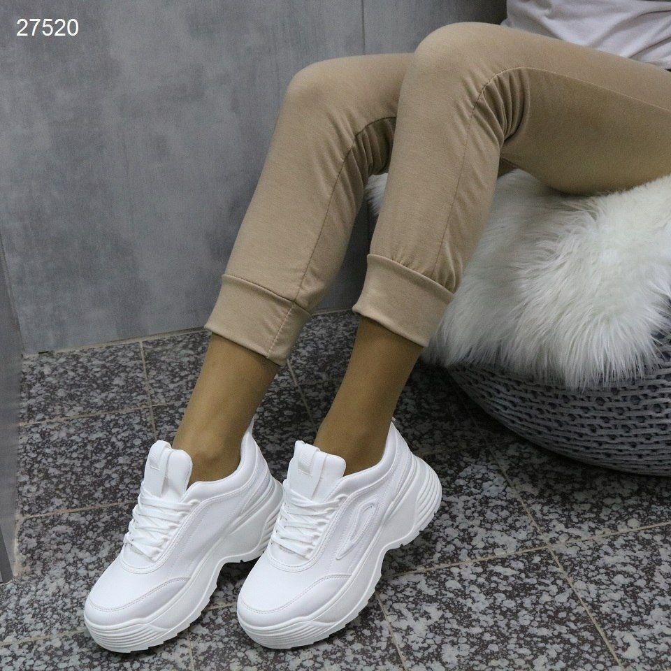 Сумасшедше красивые женские кроссовки на высокой подошве