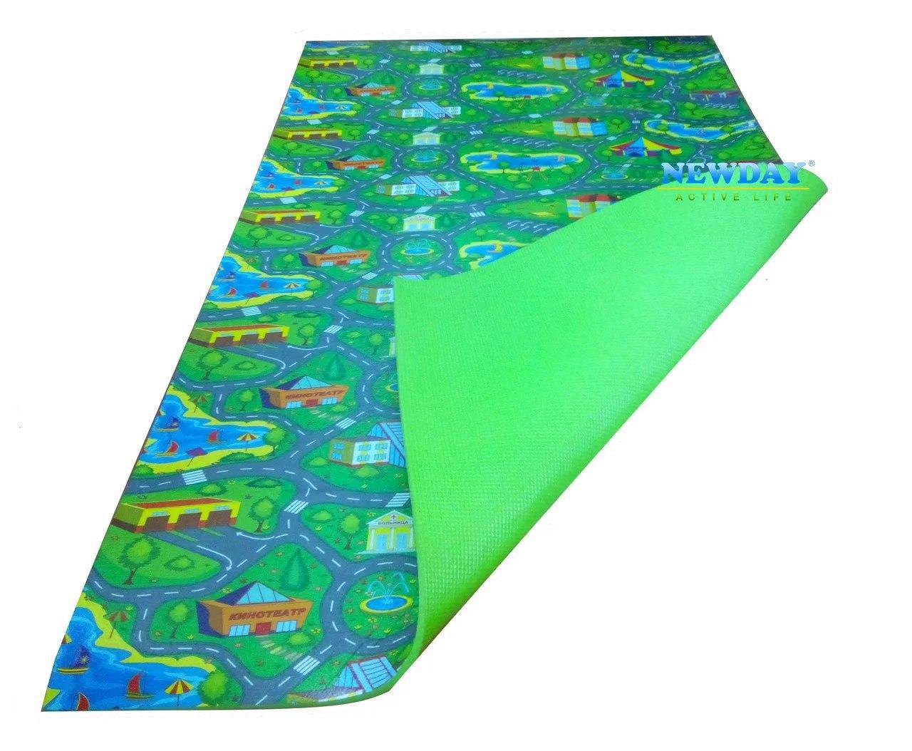 Детский коврик  теплоизоляционный, развивающий, игровой коврик