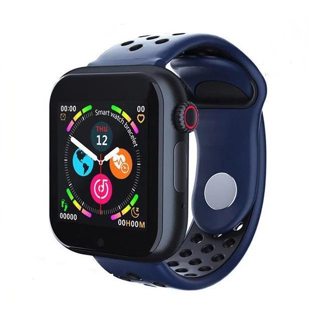 СМАРТ ЧАСЫ Умные часы Smart Watch Z6S Blue ЛЮКС КОПИЯ