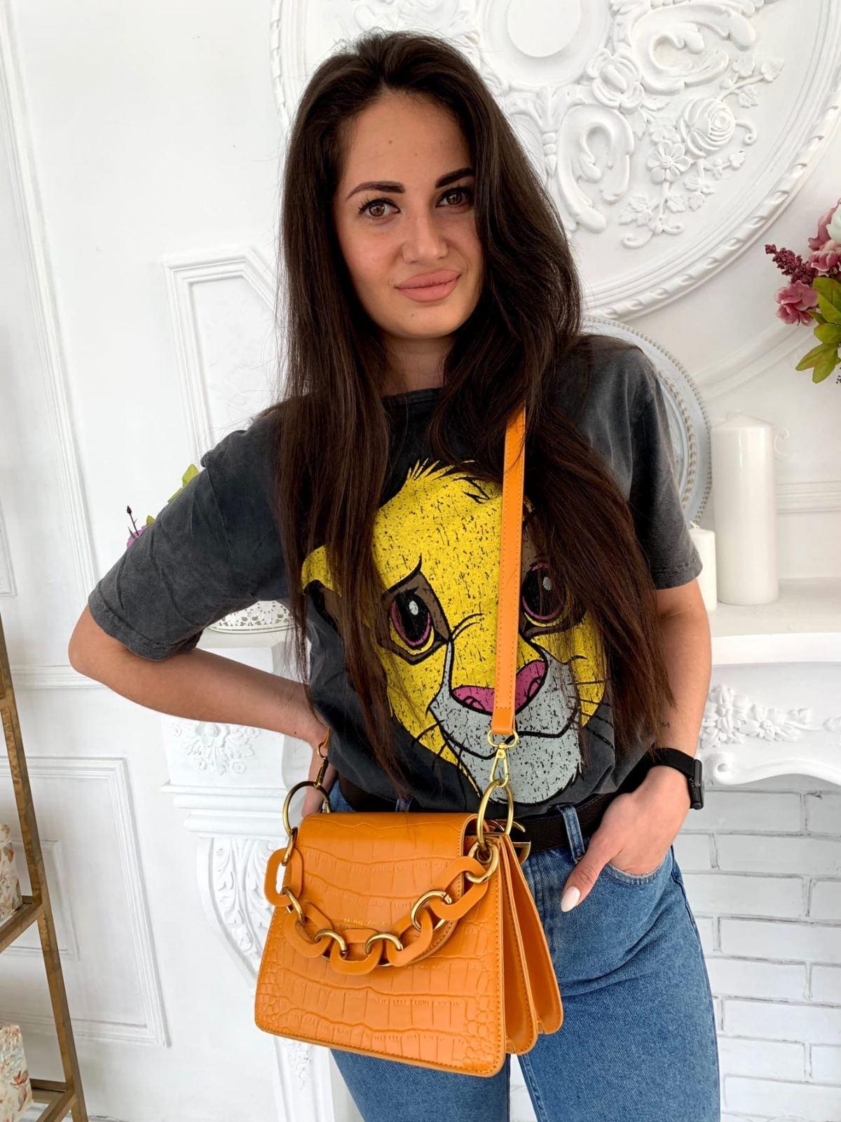Симпатичная маленькая женская сумка через плечо