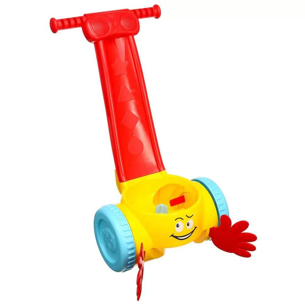 детская музыкальная игрушка каталка