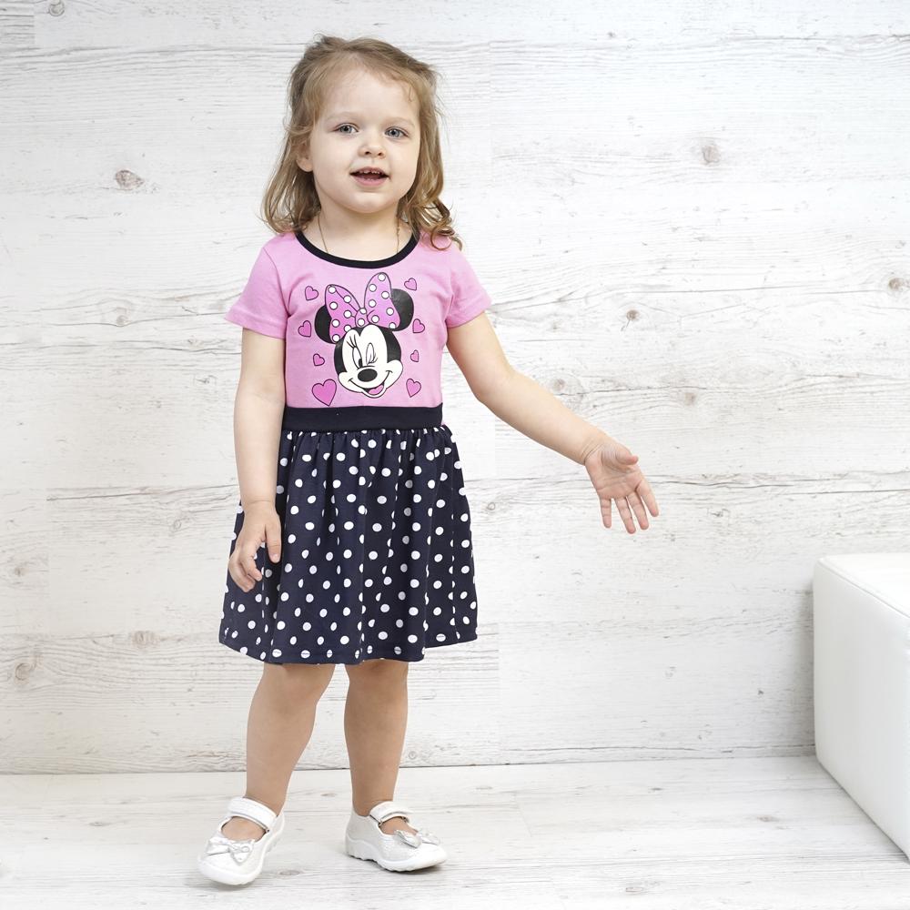детское летнее платье с пышной юбкой