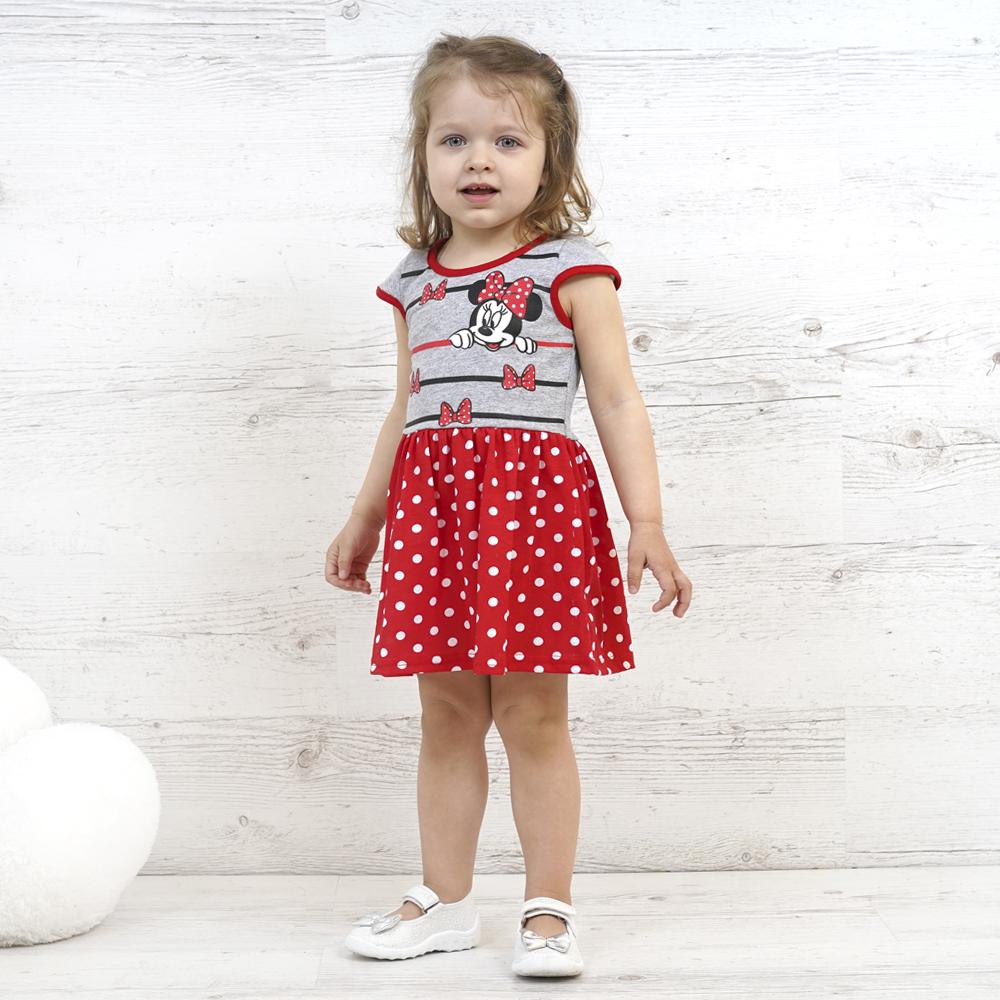 детские платья летние