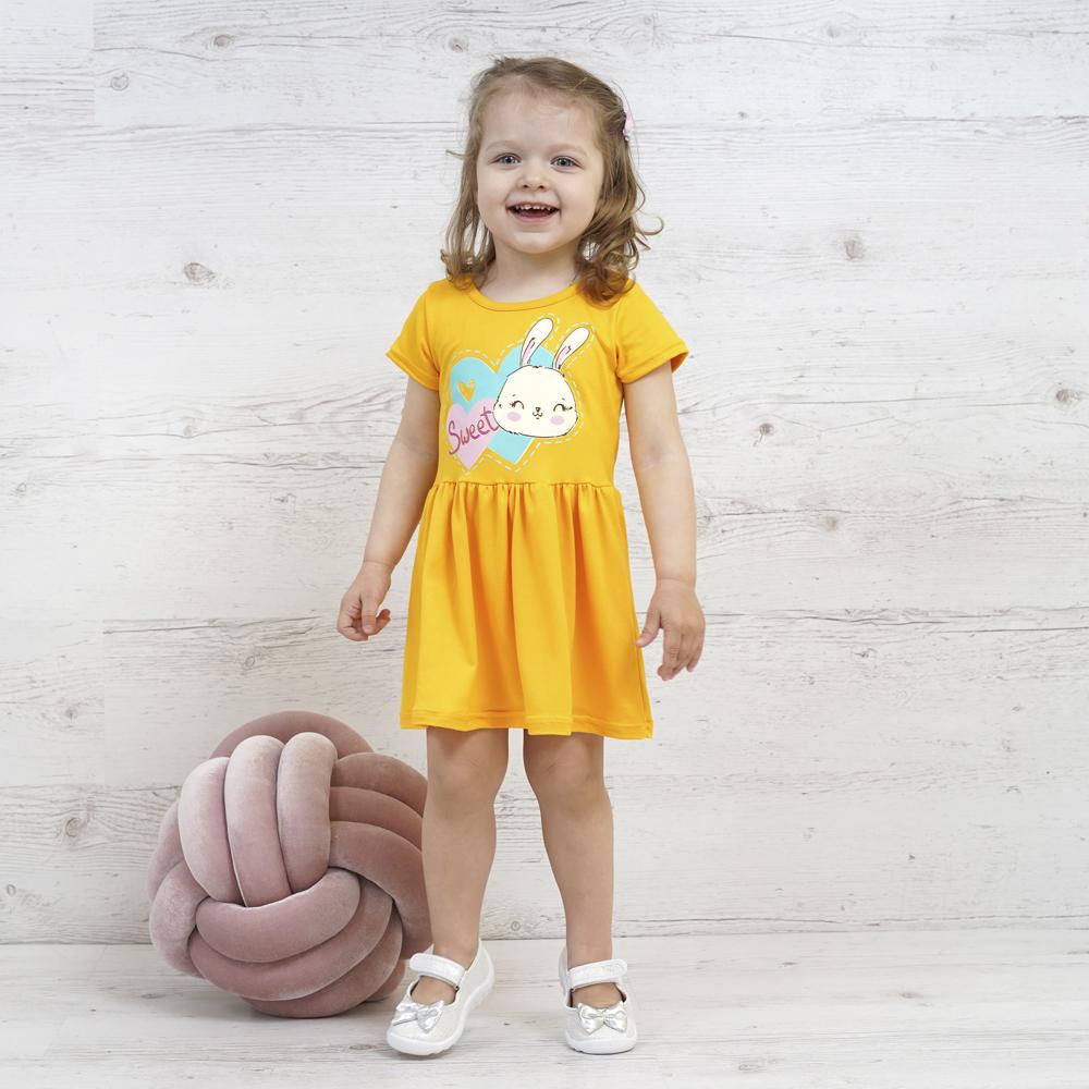 детское платье на лето