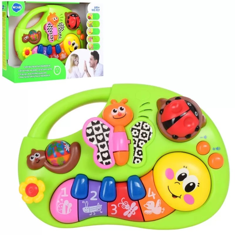 детская музыкальная игрушка пианино