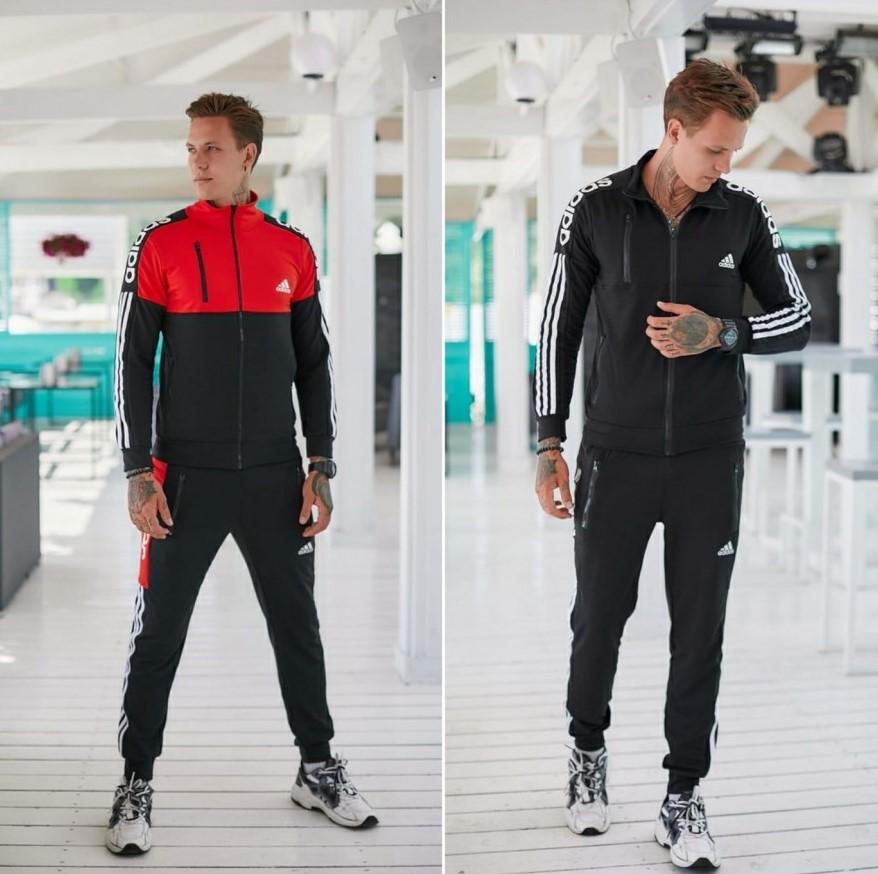 """Неотразимый мужской спортивный костюм Adidas """"Dilemma"""""""