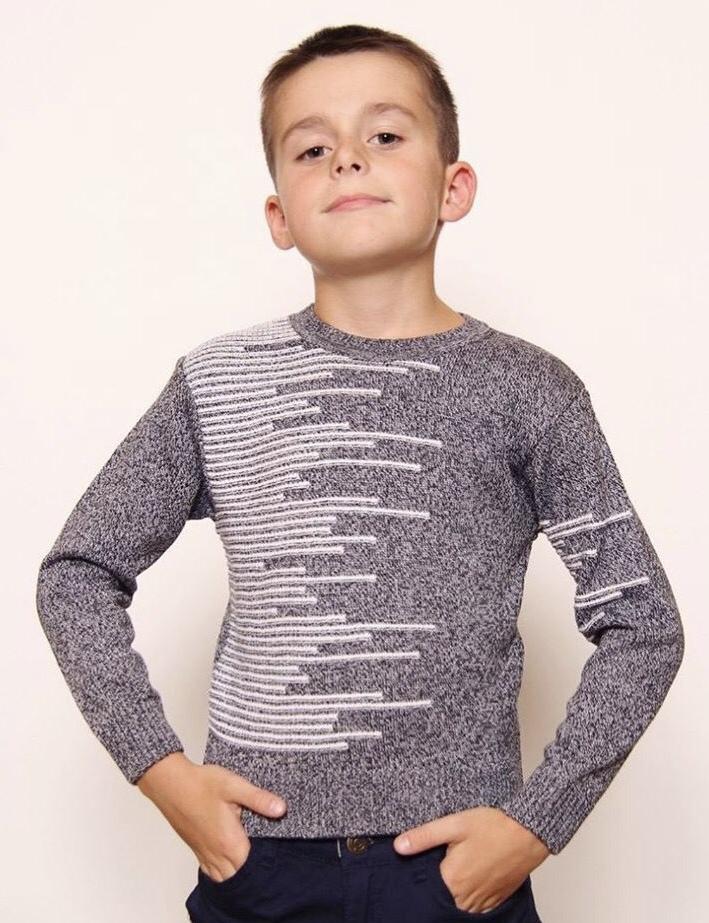 подростковый свитер мужской