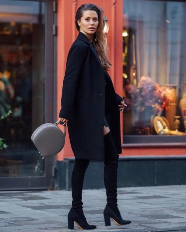 """Демисезонное кашемировое женское пальто """"Verginia"""""""