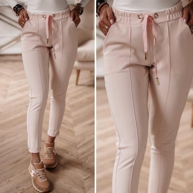 """Демисезонные уникальные женские брюки """"Victoria"""""""