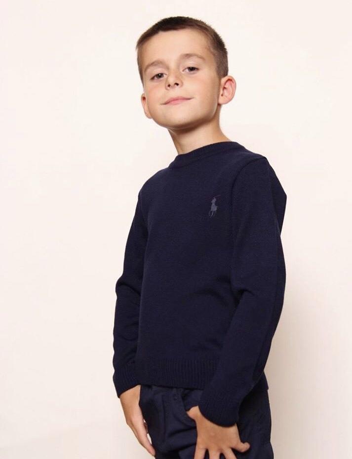 детский свитер для мальчиков