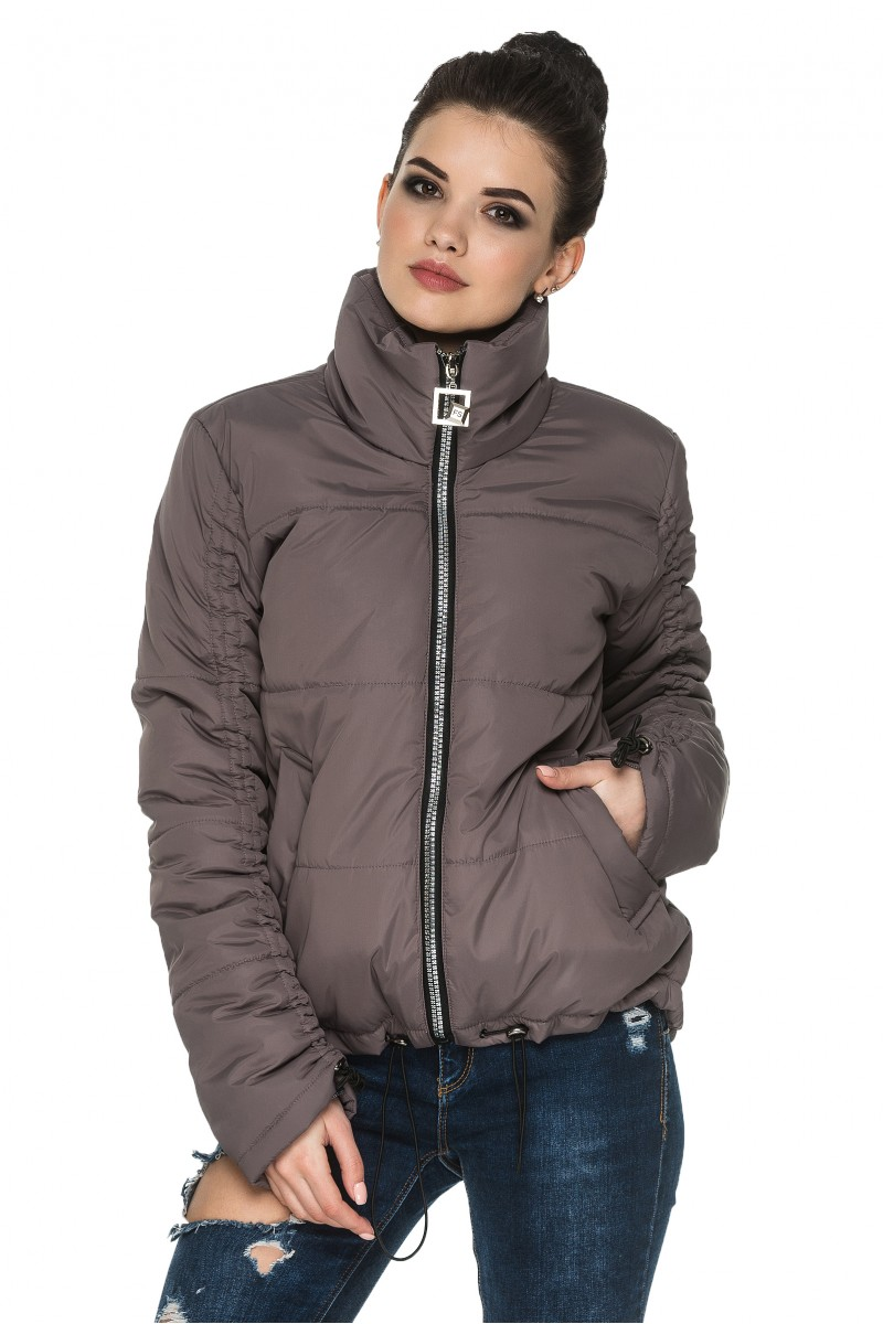 женская куртка, короткая куртка