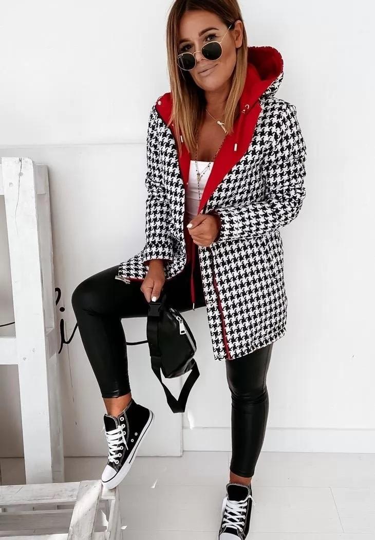 женская куртка, зимняя куртка