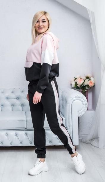 женский спортивный костюм, костюм кофта штаны