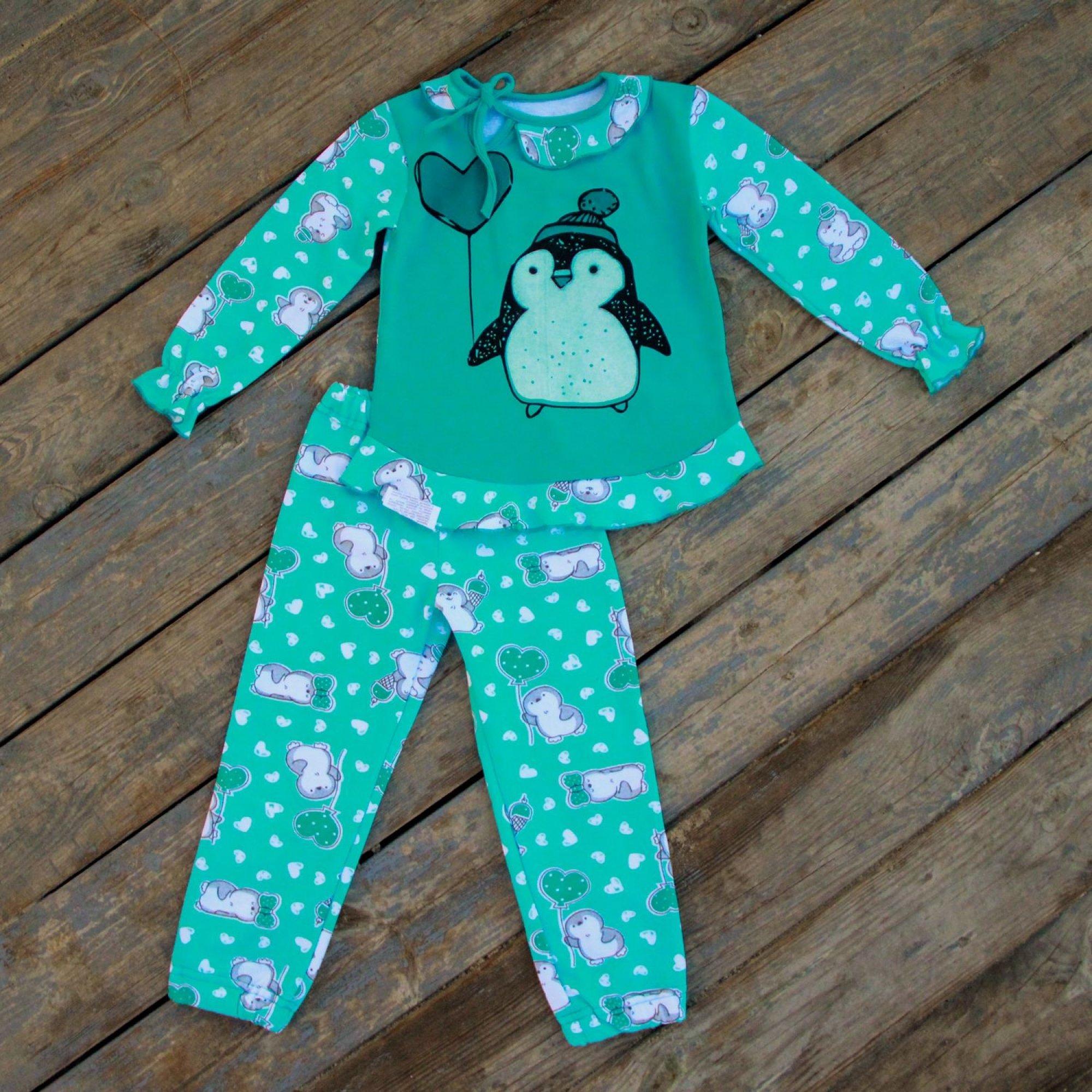 детская пижама, раздельная пижама