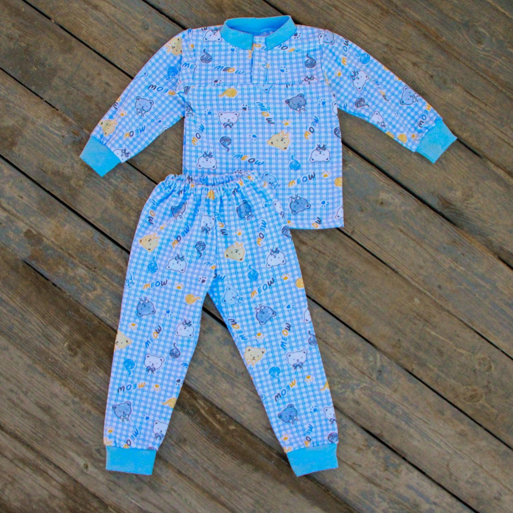 детская пижама, пижама на мальчика
