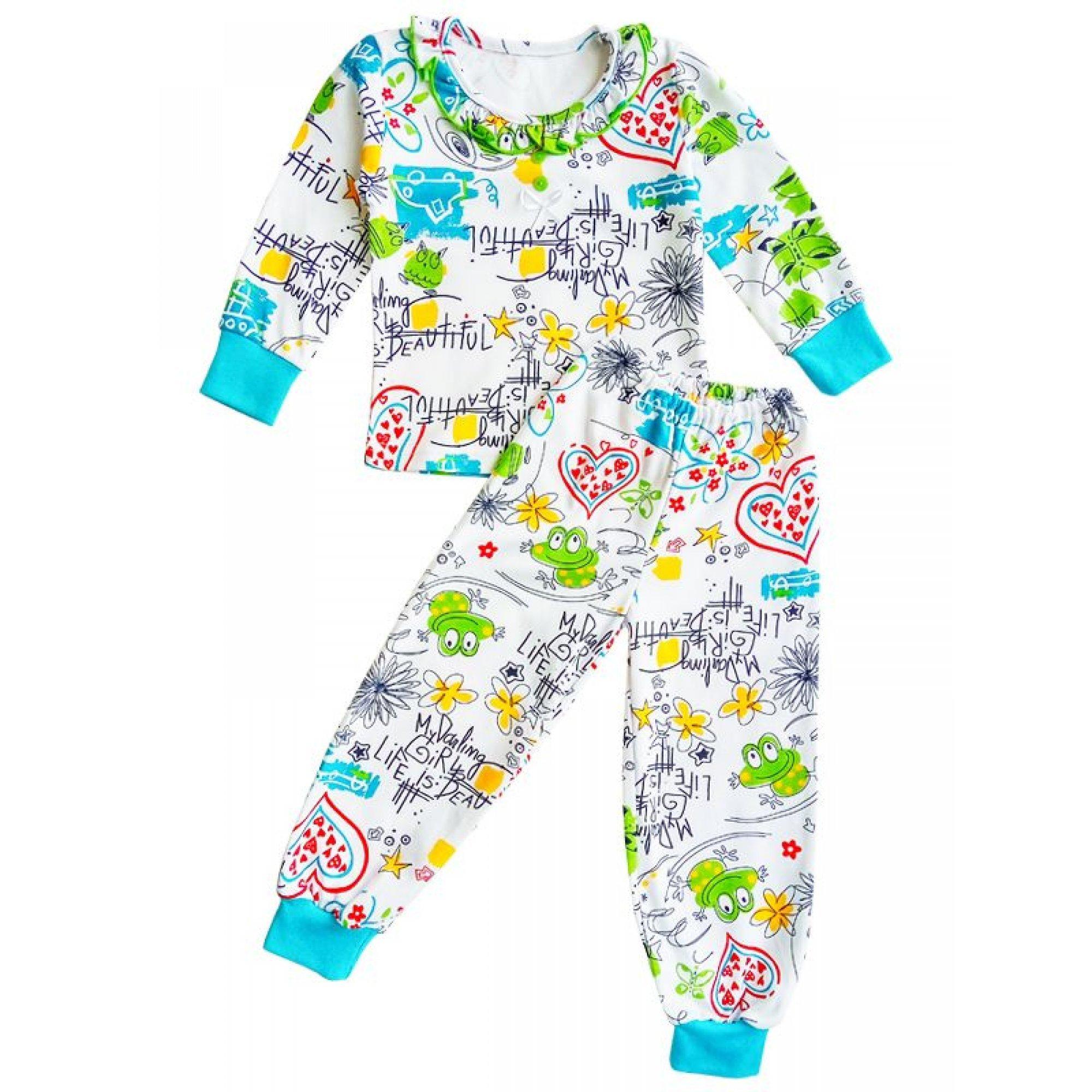 детская пижама, пижама на девочку