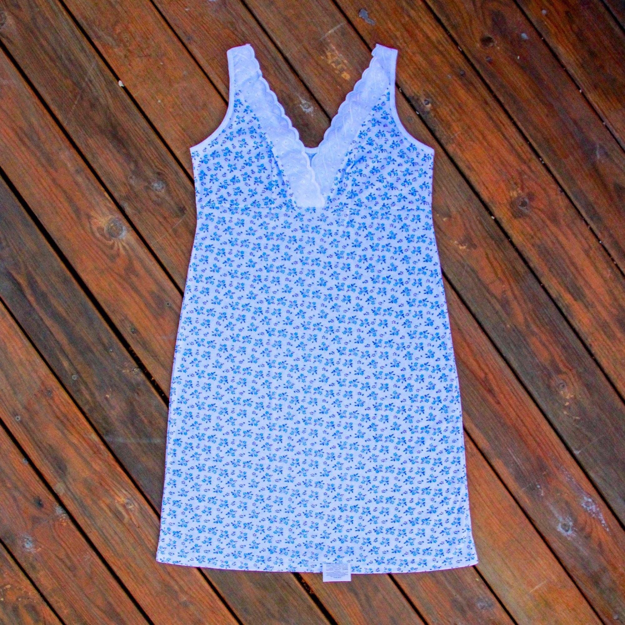 женская сорочка, короткая сорочка
