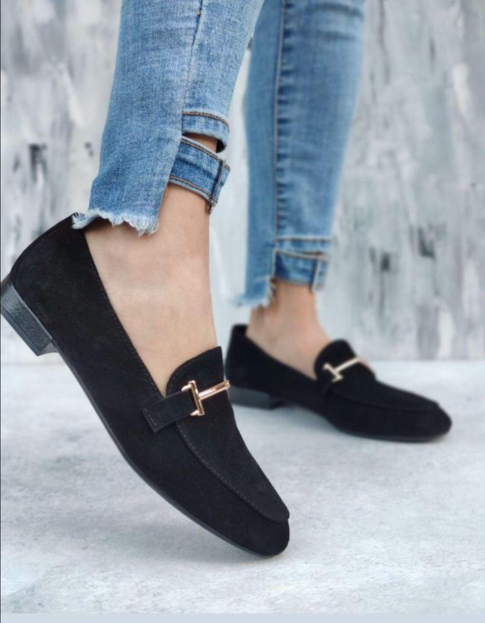 замшевые туфли, туфли лоферы